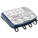 Optimate OM3x 4–Ladegerät für Akkus von 12V–30Ah–für 4Akkus