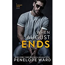 When August Ends (English Edition)
