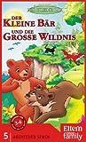 Der kleine Bär und die große Wildnis, 1 DVD