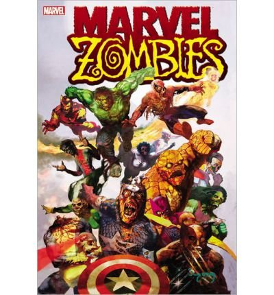 Hardcover Zombies Marvel ([ MARVEL ZOMNIBUS (MARVEL ZOMBIES) ] Marvel Zomnibus (Marvel Zombies) By Kirkman, Robert ( Author ) Oct-2012 [ Hardcover ])