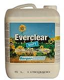 Berger-Seidle Brilliance Everclear Matt, Premium Parkett-Pflegemittel für versiegelte Oberflächen (5 Liter)