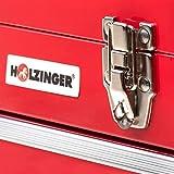 Werkzeugkoffer Holzinger, HWZK500-3 – kugelgelagert (3 Schubladen + 1 Fach) - 3