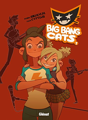Big Bang Cats - Tome 01 : Naissance d'un groupe par Grimaldi