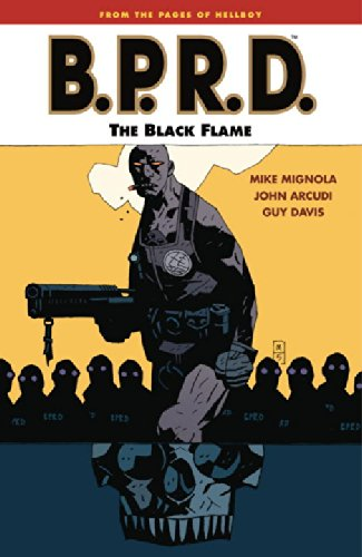 Preisvergleich Produktbild B.P.R.D. Vol. 5: The Black Flame