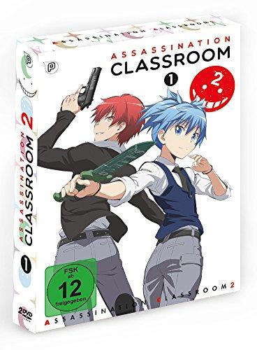 Assassination Classroom - Staffel 2 - Vol. 1 - [DVD]