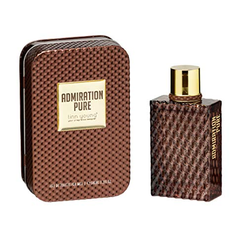 Admiration Pure by Linn Young Eau De Toilette Spray 3.3 oz