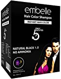 #5: Embelle Instant hair color - 25ml (10 Sachets)