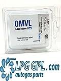 LPG AUTOGAS GPL Autogas Reg OMVL Aluminium Typ Injektor Rebuild Kit Dream XX1