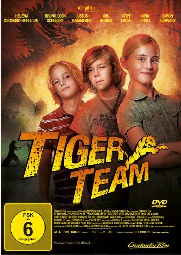 Tiger Team - Der Berg der 1000 Drachen -