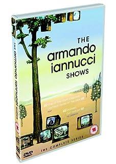 The Armando Iannucci Shows [DVD] (B000GUK3NI)   Amazon price tracker / tracking, Amazon price history charts, Amazon price watches, Amazon price drop alerts