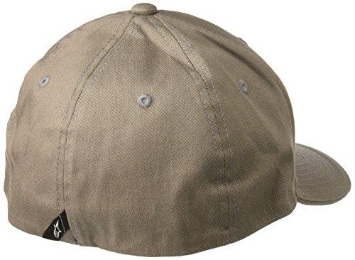 Alpinestars Percent Curve Hat - Casual - Homme gris