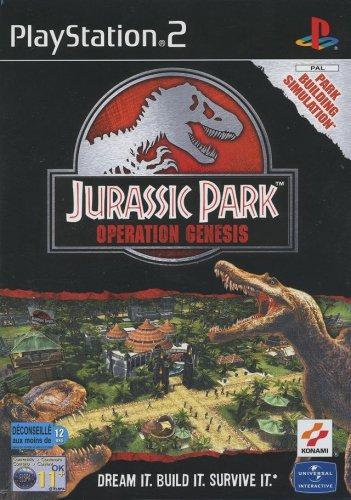 JURASSIC PARK Operation Genesis - Genesis Jurassic Operation