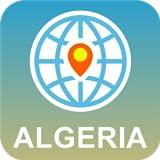 Algerien Karte online