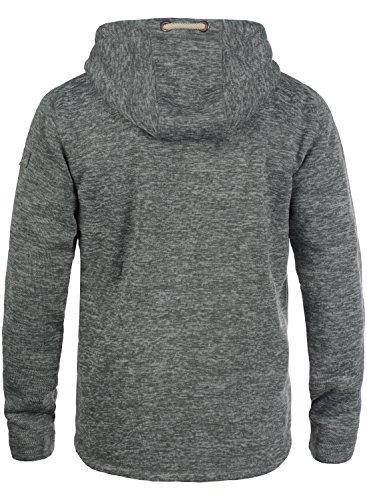SOLID Leki - Veste- Homme Grey Melange (8236)