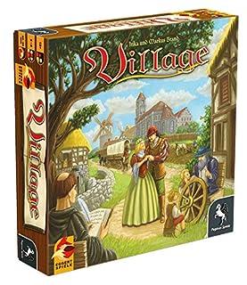 Pegasus Spiele 54510G - Village Kennerspiel (eggertspiele) (B006EJ20TK) | Amazon price tracker / tracking, Amazon price history charts, Amazon price watches, Amazon price drop alerts