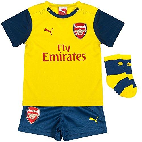Puma Arsenal Away Baby Kit 2014 2015 - 68cm