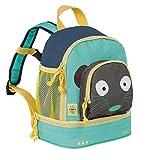 LÄSSIG Mochila Infantil para niños pequeño/Mini Backpack, Wildlife Meerkat