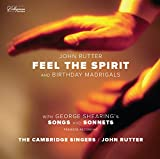 John Rutter:Feel the Spirit [Import allemand]