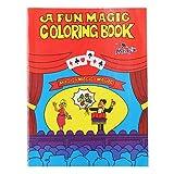 Ogquaton Comedia Mágica Libro para Colorear Trucos de Magia Ilusión...