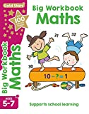 Gold Stars Big Workbook Maths Ages 5-7 Key Stage 1: Supports the National Curriculum (Bumper)