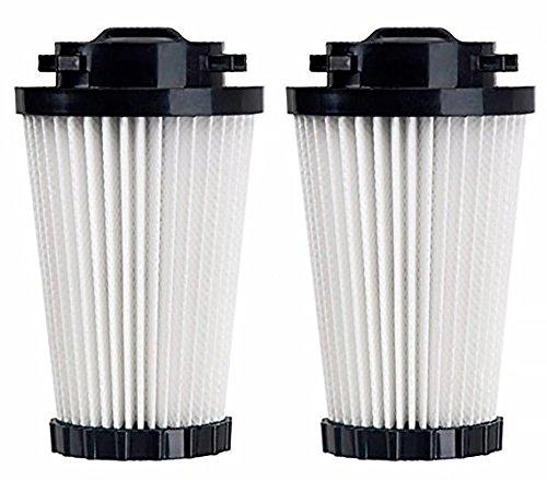 Green Label 2 Pack für Dirt Devil F2 HEPA Staubsaugerfilter Vergleichbar mit 3SFA11500X. Passend für: M08245, M084100, M084600, M08245X, M084610RED, M084650RED, SD20505, R084600, UD40210 - F2-vakuum-filter
