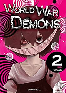 World War Demons Edition simple Tome 2