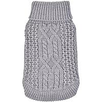 yunt pull-overs para perro ropa de invierno y de otoño suéter de punto para Animal de compañía