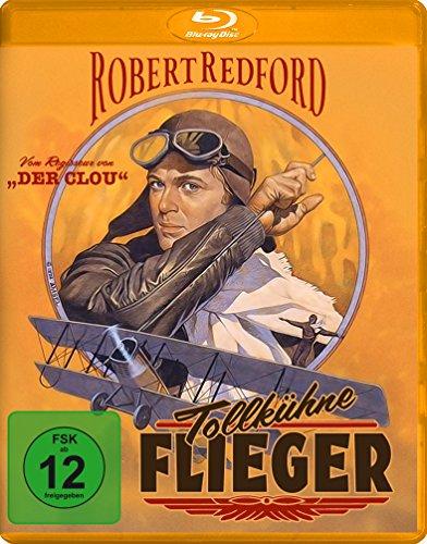 The Great Waldo Pepper (Tollkühne Flieger) [Blu-Ray Region B Import - Germany]