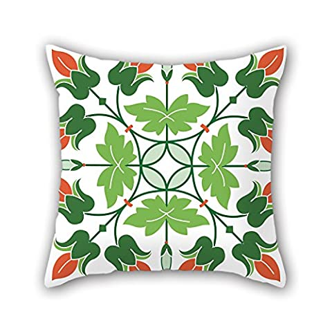 NICEPLW Flower Pillow Covers ,best For Boy Friend,son,sofa,car Seat,drawing Room,bar