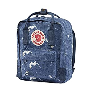 FJÄLLRÄVEN Backpack Kanken Art Mini Poliéster Extra Small 7 Litro 29 x 20 x 13 cm (H/B/T) Unisex Mochilas (23611)