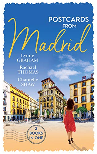 Postcards From Madrid: Married by Arrangement / Valdez's Bartered Bride / The Spanish Duke's Virgin Bride (Mills & Boon M&B) (English Edition)