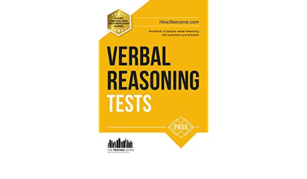 Verbal reasoning tests how to pass verbal reasoning tests the verbal reasoning tests how to pass verbal reasoning tests the testing series ebook richard mcmunn amazon kindle store fandeluxe Choice Image