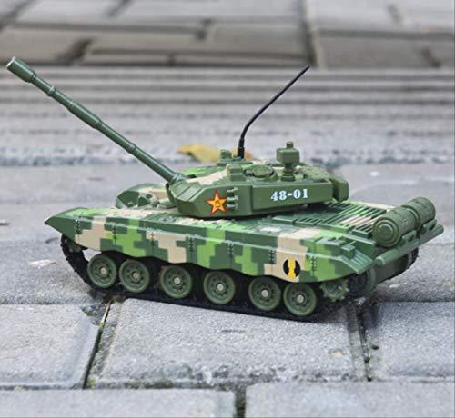 SDAFGSF Vorbildliche Dekoration,Panzer gepanzertes Fahrzeugmodell Legierung Modell Panzerwagen Modell Dekoration