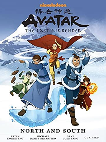 Avatar: The Last Airbender--North and South Library