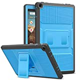 MoKo Case for All-New Fire HD 10 Tablet (7th Generation/9th Generation, 2017/2019 Release)