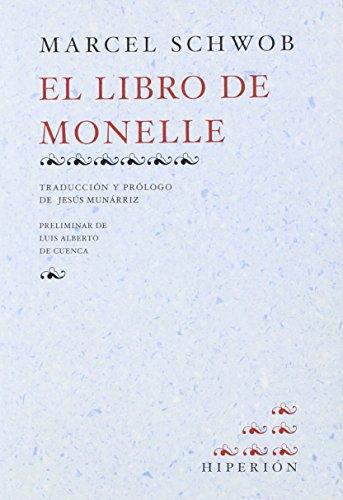 El libro de Monelle (Libros Hiperión)