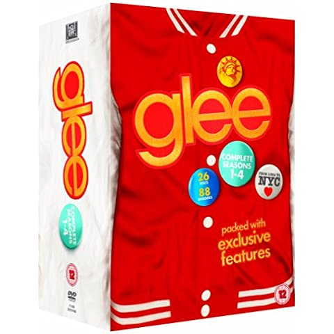 GLEE GLEE: SEASONS 1-4