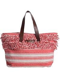 Brakeburn - Bolsa de playa  Mujer rosa coral