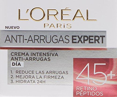 L Óreal Paris Tratamiento Anti Arrugas Expert Crema De Día Retino Péptidos +45 50ml