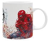 ABYstyle - Marvel Mug - 320 ml - Venom vs. Spiderman - version italienne