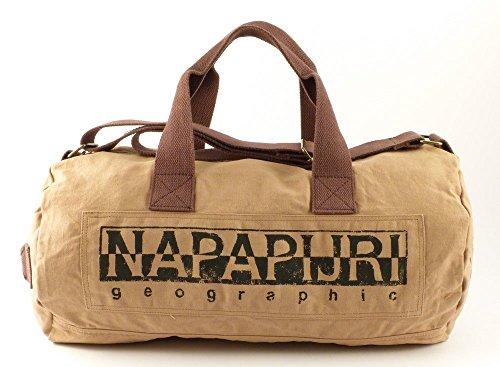 Borsone con tracolla medio Napapijri Saharian 8N02 desert