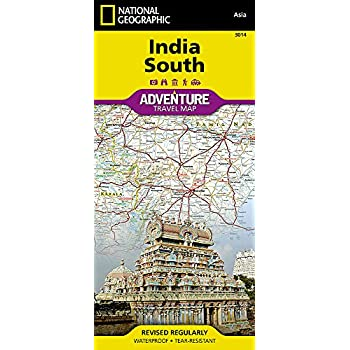 INDIA SOUTH  1/1M4
