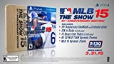 MLB 15 The Show - 10th Anniversary Steelbook Edition [Playstation 4]