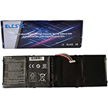 BLESYS - 15V/53Wh Acer Aspire AP13B3K batería Fit M5-583P V5-572P V5-572G portátil recargable estándar Li-Polymer batería del ordenador portátil reemplazar de AP13B AP13B8K KT.00403.015 KT00403015 41CP6/60/78 4lCP6/60/80 (Compatibilidad 15,2V 3560mAh)