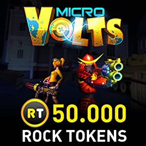50,000 Rock Tokens: MicroVolts [Game Connect]