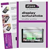 Snooper Truckmate S8000 Schutzfolie - 3x dipos Displayschutzfolie Folie klar