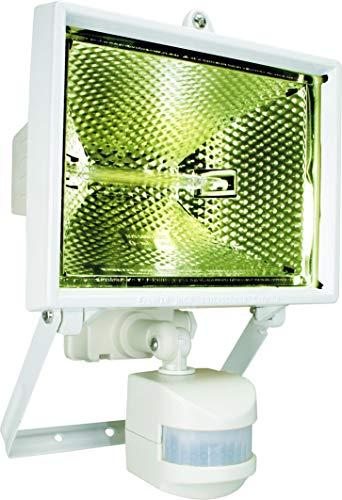 Smartwares ES400W Sicherheitsleuchte – Bewegungssensor – Halogen – 8850lm – Weiß