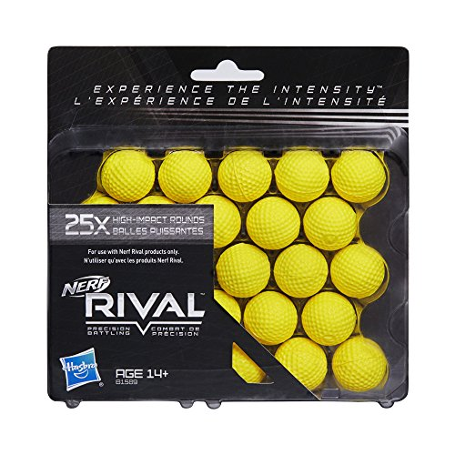 Nerf - B1589 - Rival Recharges X25