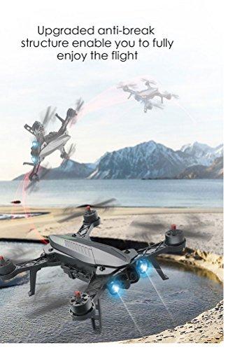 GEHOO GH MJX Bugs 6 B6FD+G3 Rennen RC Quadcopter Drone 250mm mit FPV HD 720P Kamera FPV VR Goggle 3D RTF Hubschrauber - 6