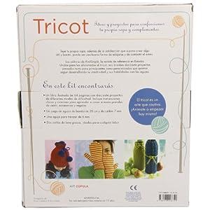 Kit Tricot. Ideas Y Proyectos Para Confeccionar Tu Propia Ropa Y Complementos (O